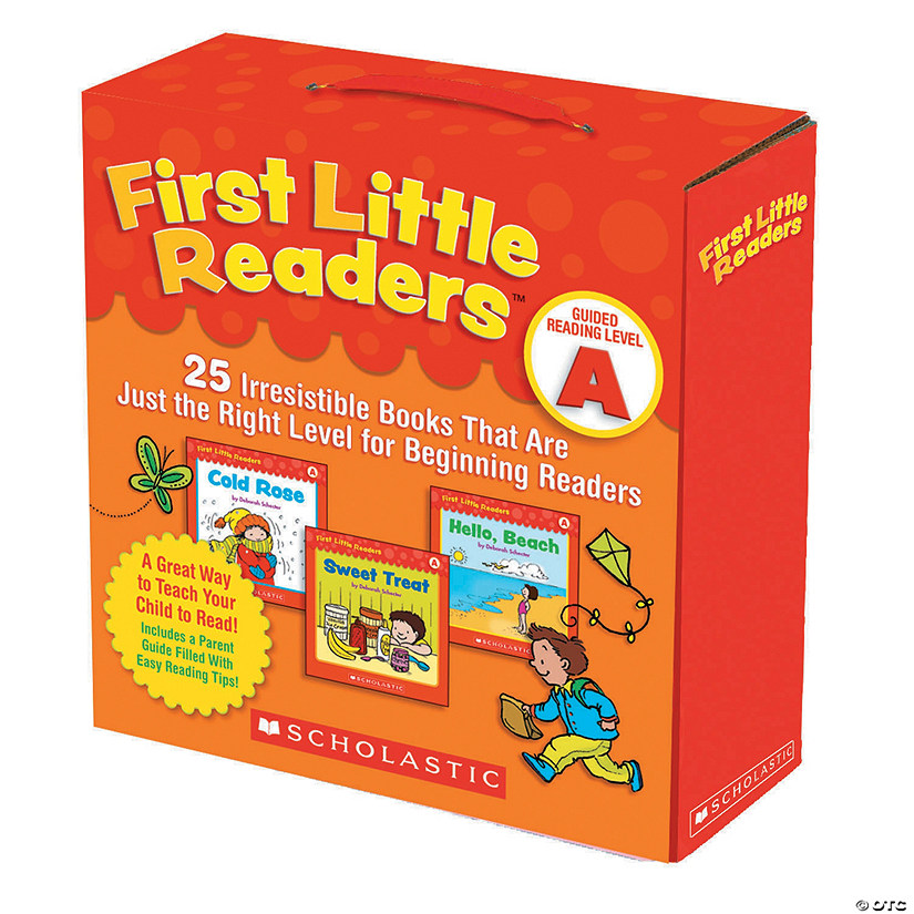 First Little Readers Parent Pack Audio Thumbnail