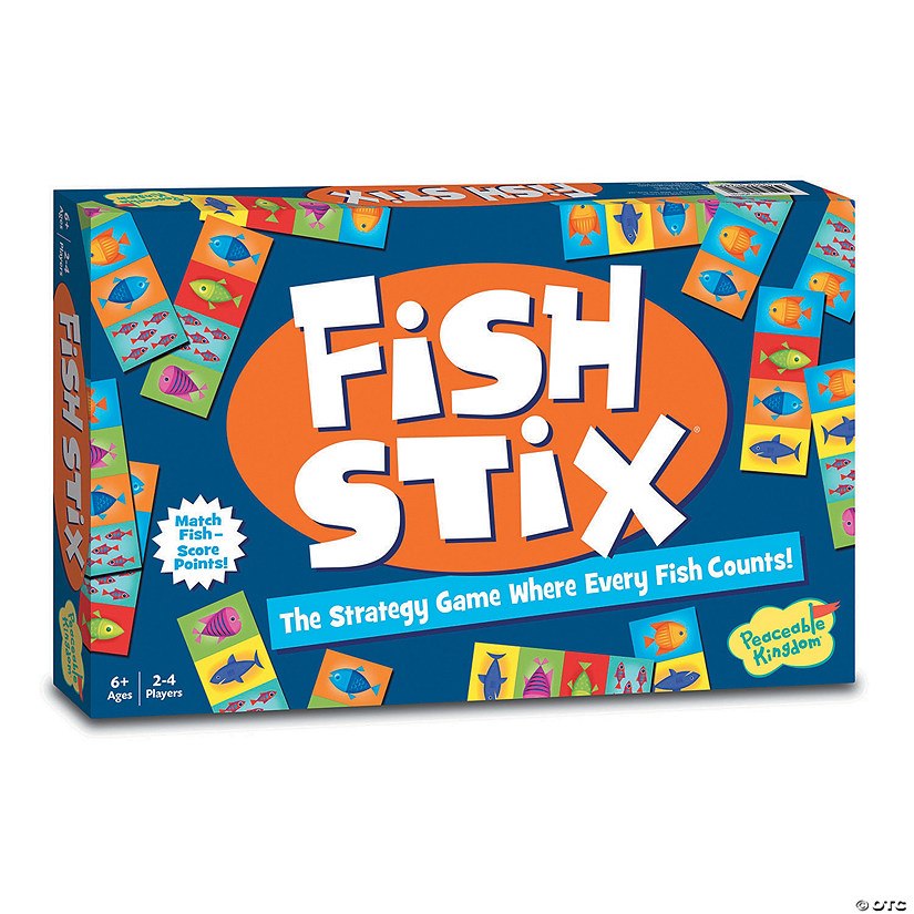 Fish Stix Audio Thumbnail