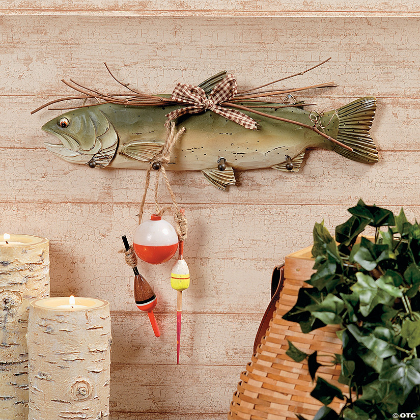 Fish Wall Hanging Discontinued