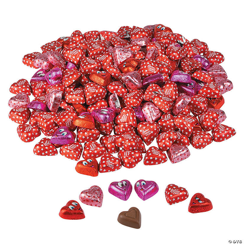 Five Pounds of Valentine Chocolate Candy Image Thumbnail