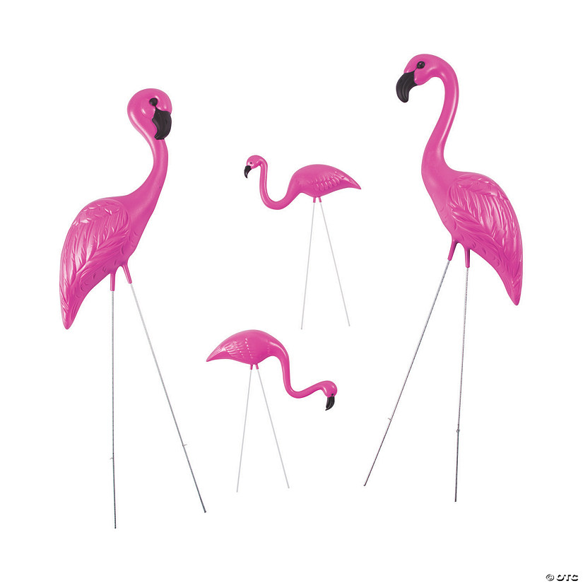 Flamingo Family Yard Decorations Audio Thumbnail