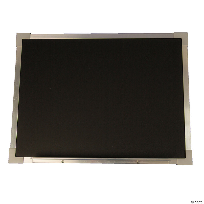 "Flipside Aluminum Framed Chalk Board, 18"" x 24"" Audio Thumbnail"