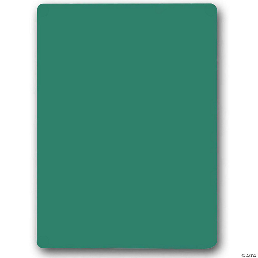 "Flipside Green Chalk Board, 9.5"" x 12"", Pack of 12 Audio Thumbnail"