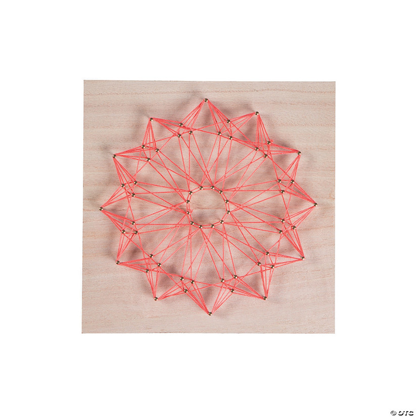 Flower String Art Craft Audio Thumbnail