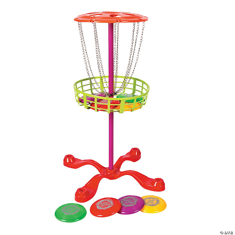 Flying Disc Golf Game