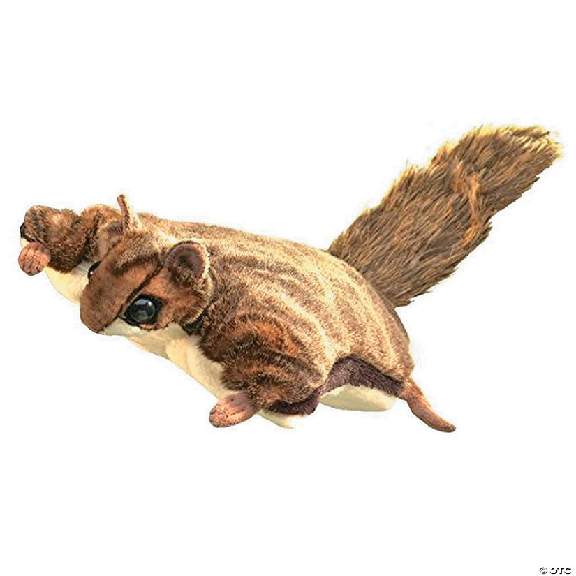 Flying Squirrel Hand Puppet Audio Thumbnail