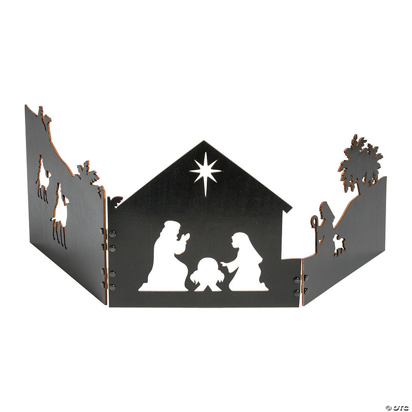 Fold-Up Nativity Scene Audio Thumbnail