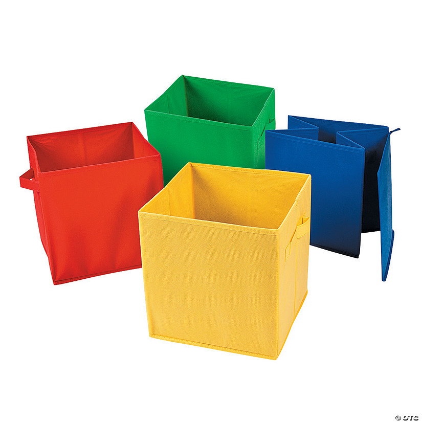 Foldable Storage Bin Set