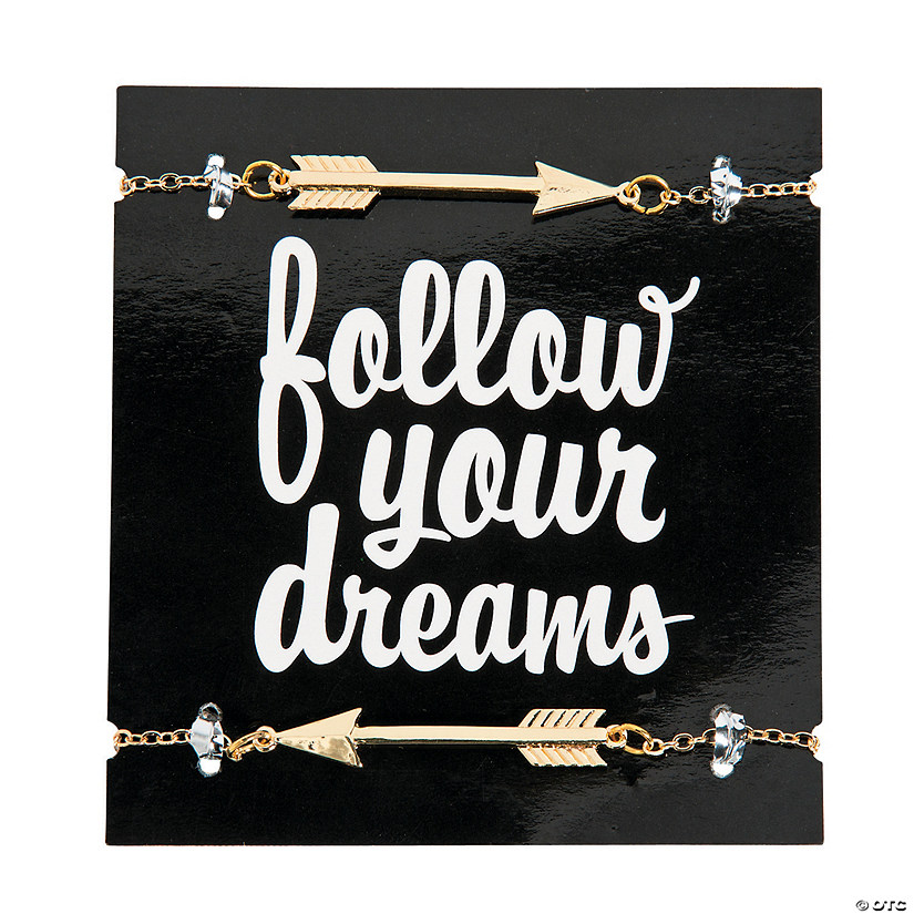 Follow Your Dreams Jewelry Set with Card