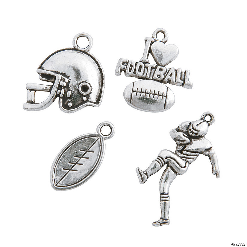 Football Charm Assortment