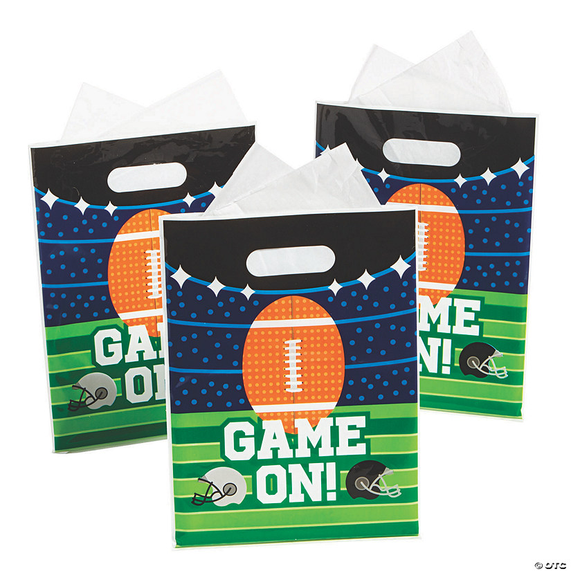 Football Goody Bags Image Thumbnail