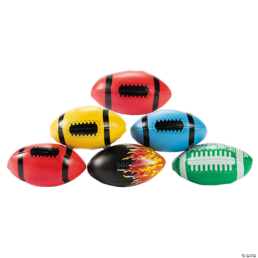 Football Kick Ball Assortment Image Thumbnail