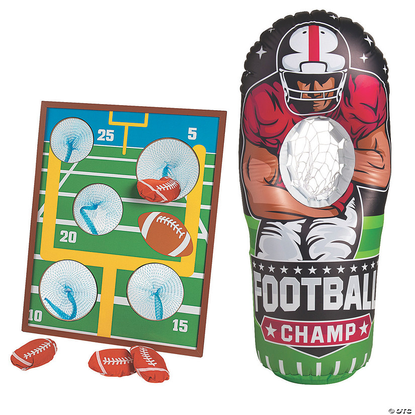 Football Toss Games Boredom Buster