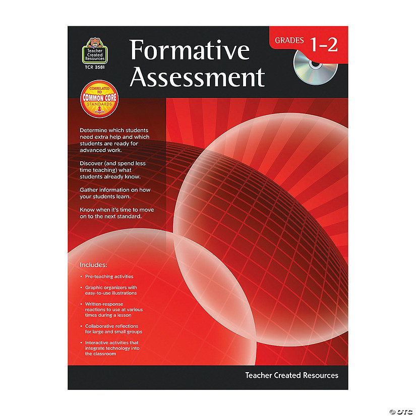 Formative Assessment - Grades 1 & 2