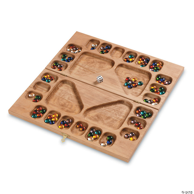 Four-Player Mancala Image Thumbnail