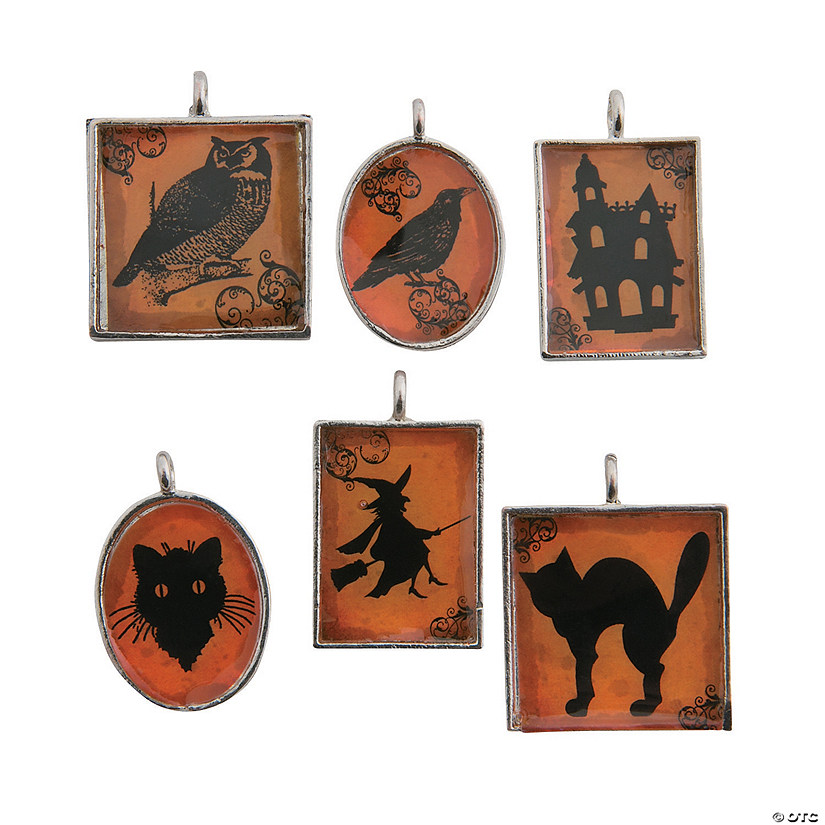 Framed Halloween Charms Image Thumbnail