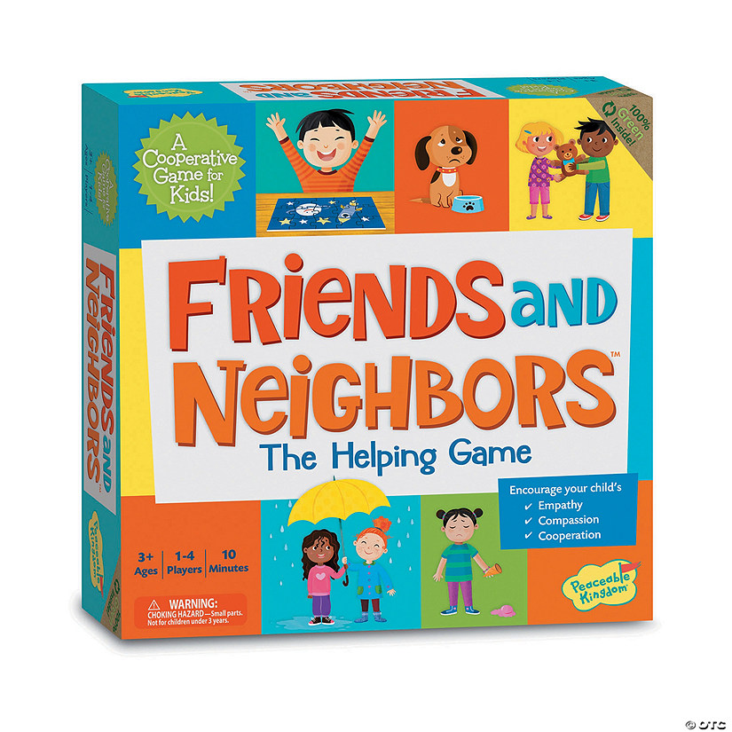 Friends & Neighbors Matching Game Image Thumbnail