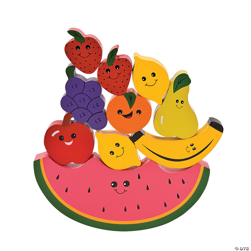 Fruit Balancing Game
