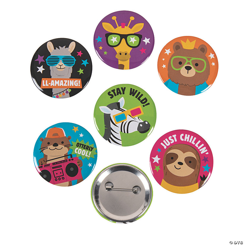 Funtastic Animal Buttons Audio Thumbnail