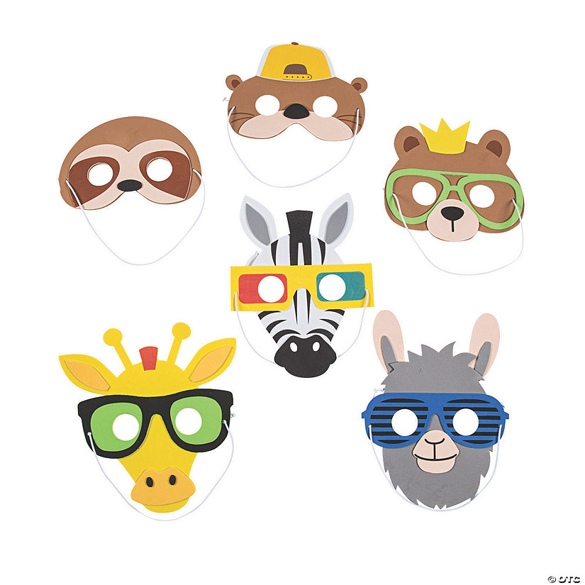 Funtastic Animal Masks Audio Thumbnail