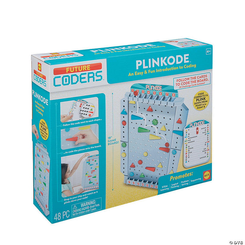 Future Coders: Plinkcode Audio Thumbnail