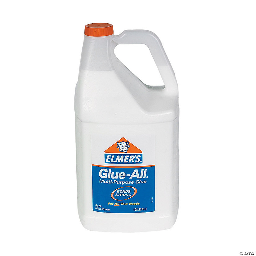 Gallon Elmer's® White Glue-All® Glue Image Thumbnail