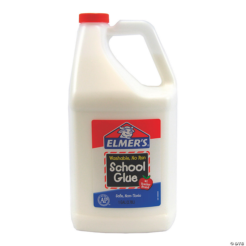 Gallon Elmer's® Washable School Glue