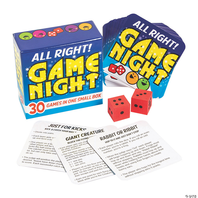 Game Night in a Box Audio Thumbnail