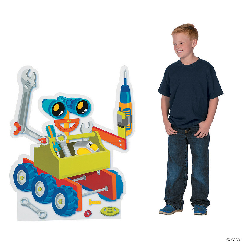 Geared Up for God VBS Robot Stand-Up Audio Thumbnail