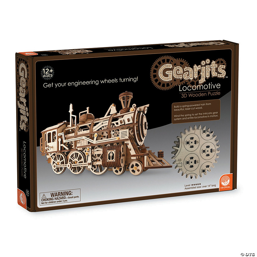 GearJits Train