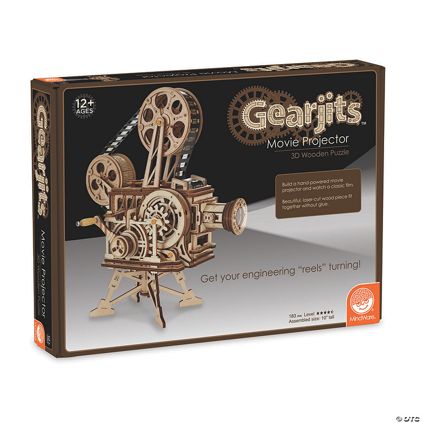 Gearjits Video Projector
