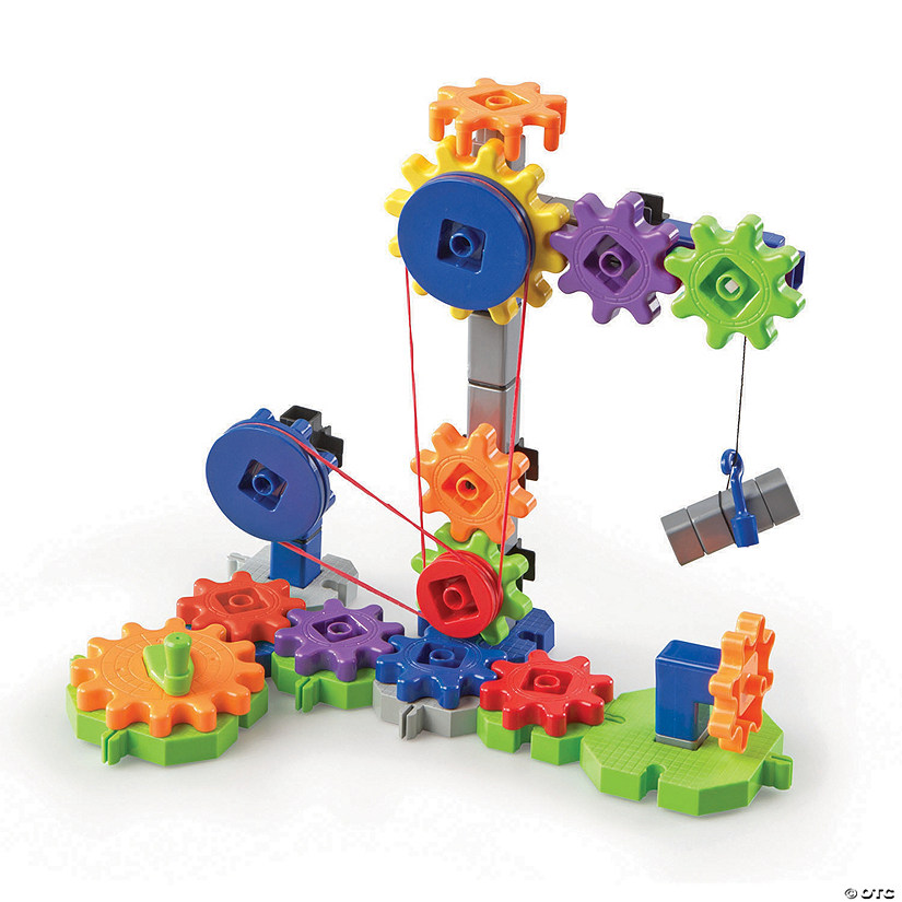 Gears! Gears! Gears! Machine in Motion Image Thumbnail