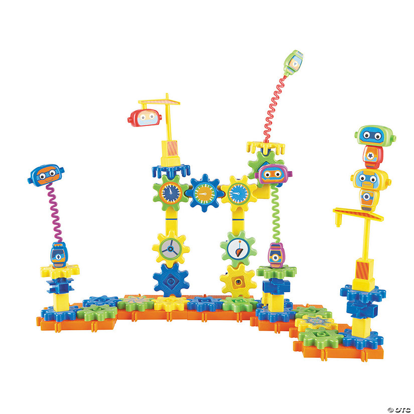Gears! Gears! Gears!<sup>®</sup> Robot Factory Building Set