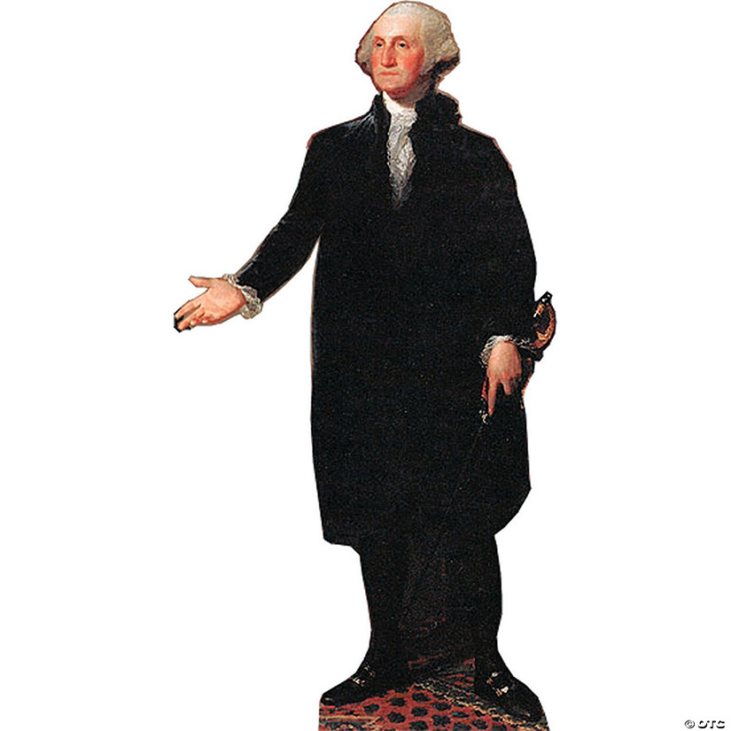 George Washington Cardboard Stand-Up