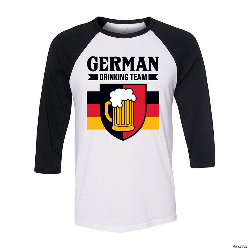 German Drinking Team Adult's T-Shirt