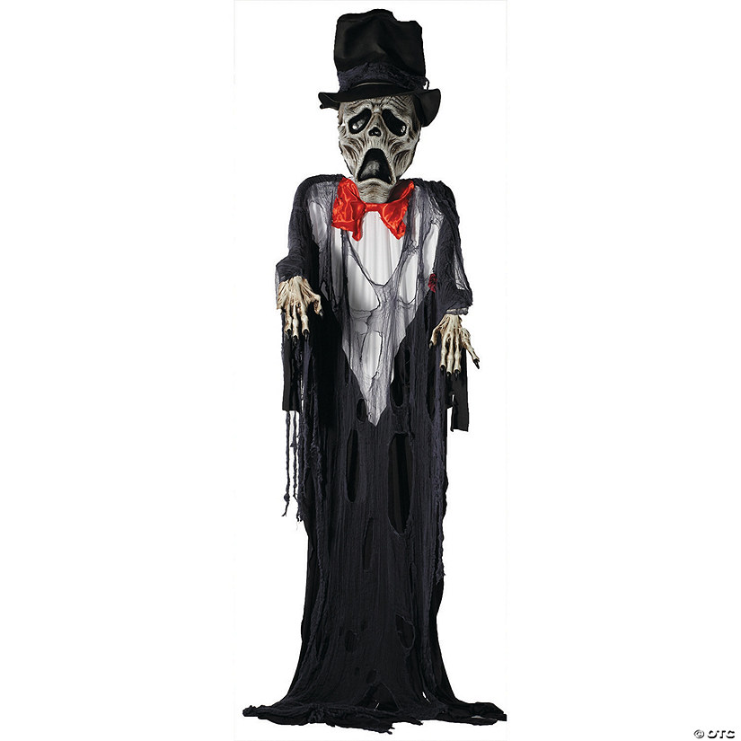 Ghost Groom Halloween Decoration Audio Thumbnail