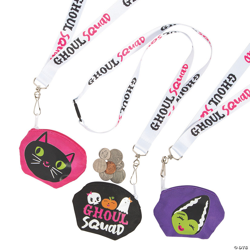 Ghouls Squad Lanyards & Coin Purses Audio Thumbnail