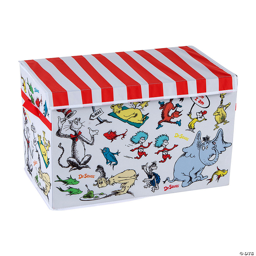Giant Dr. Seuss™ Reward Chest Image Thumbnail