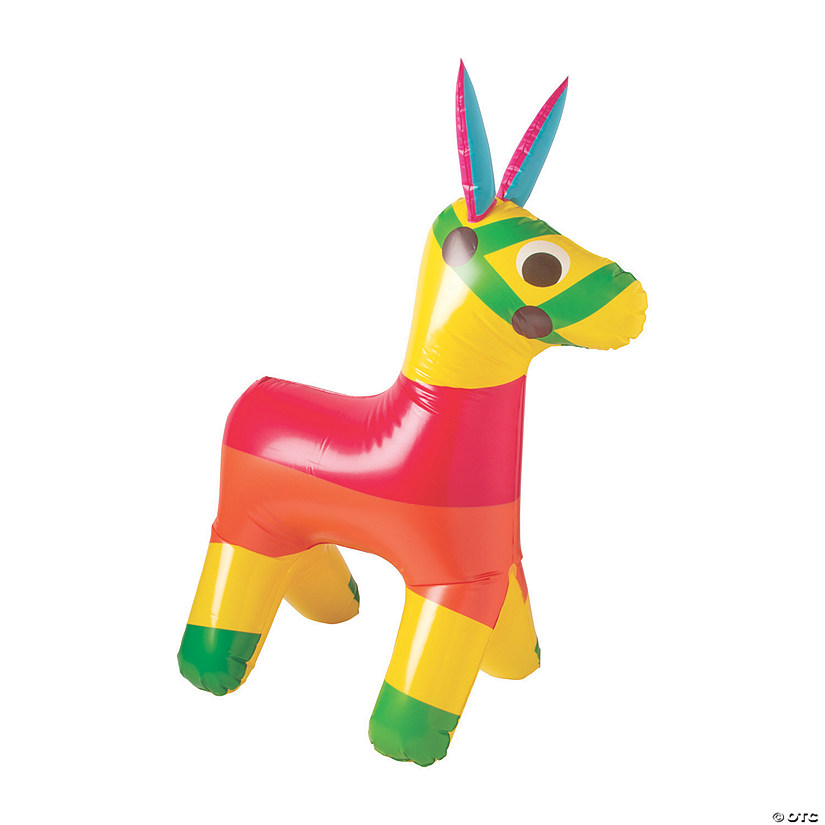 Giant Inflatable Fiesta Donkey Image Thumbnail