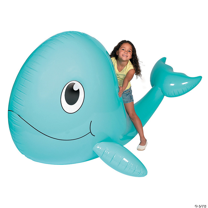 Giant Inflatable Whale Audio Thumbnail