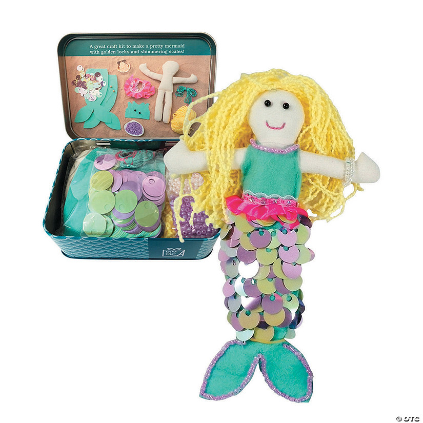 Gift In A Tin: Mermaid