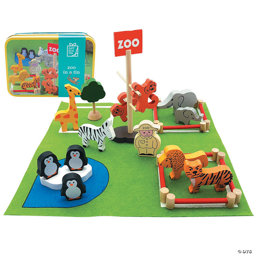 Gift In A Tin: Zoo Audio Thumbnail