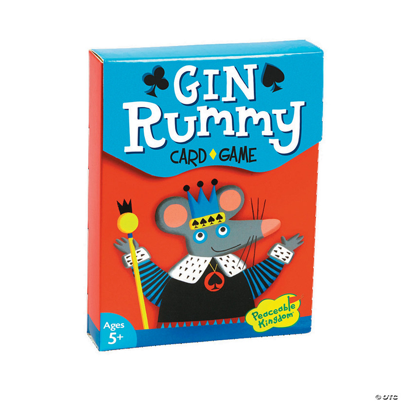 Gin Rummy Card Game Image Thumbnail