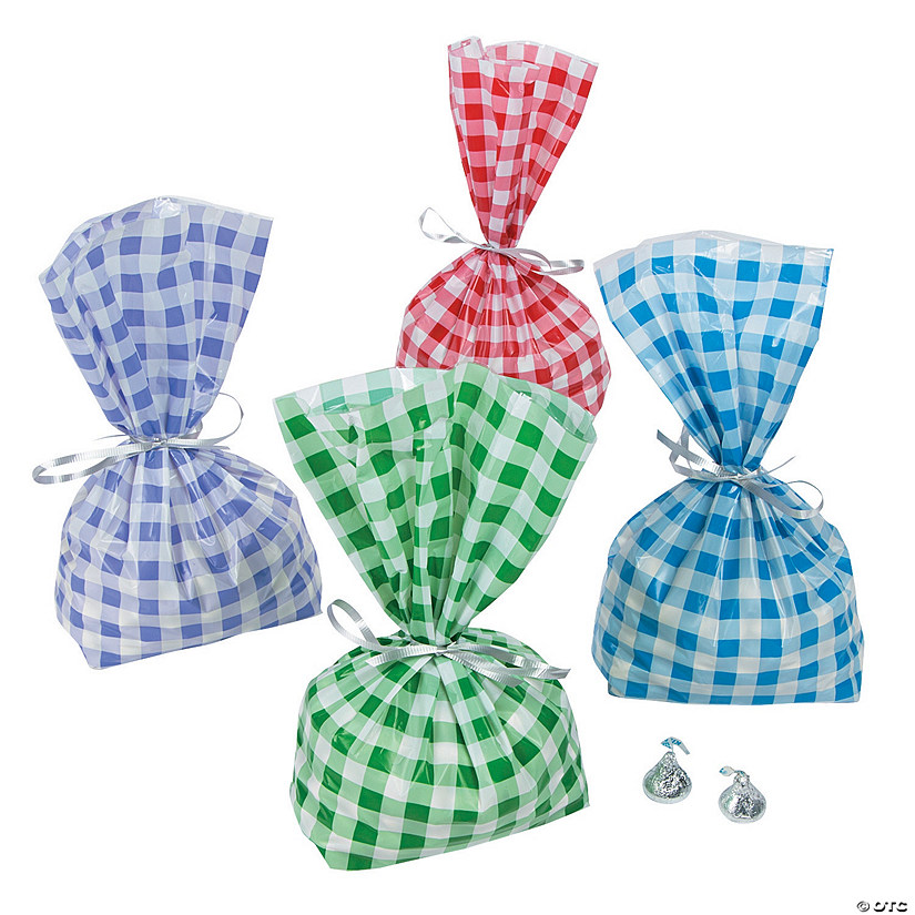 Gingham Cellophane Bag Assortment Audio Thumbnail