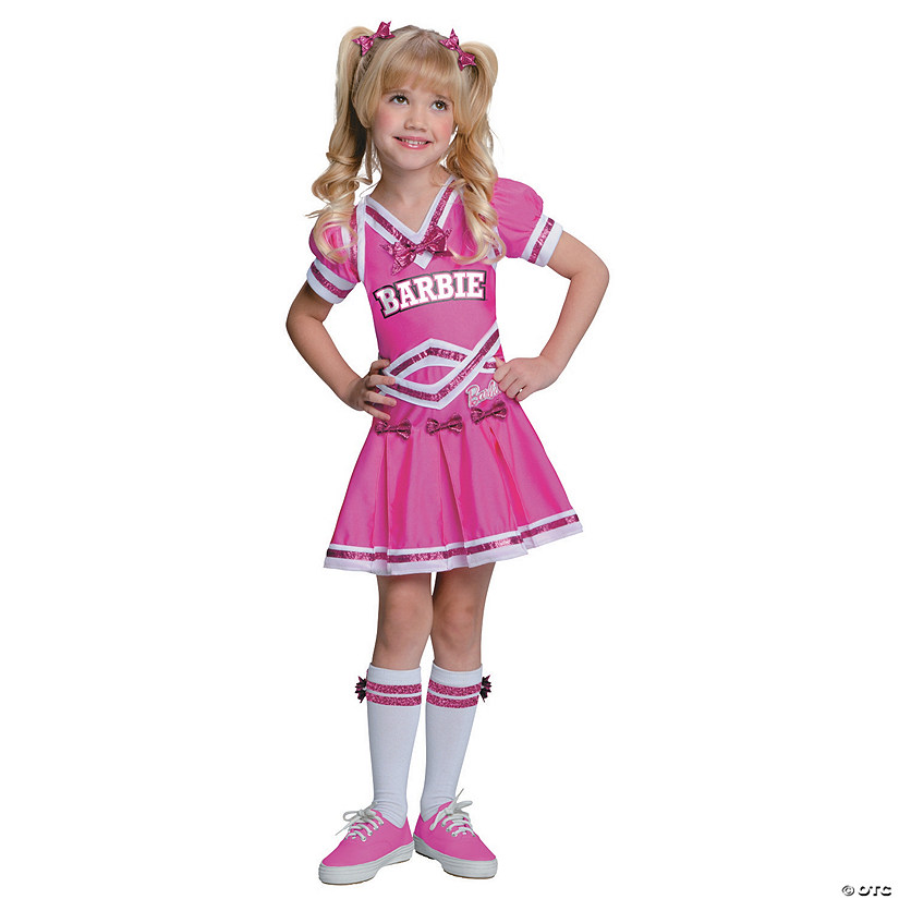 Girl&#8217;s Barbie<sup>&#174; </sup>Cheerleader Costume Audio Thumbnail