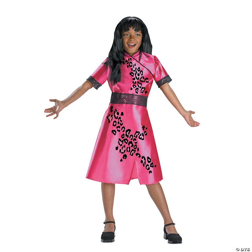Girl's Cheetah Girls™ Galleria Costume