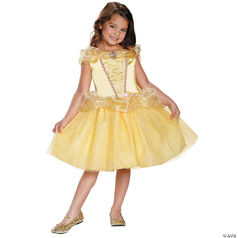 Girl's Classic Disney's Beauty & the Beast™ Belle Costume