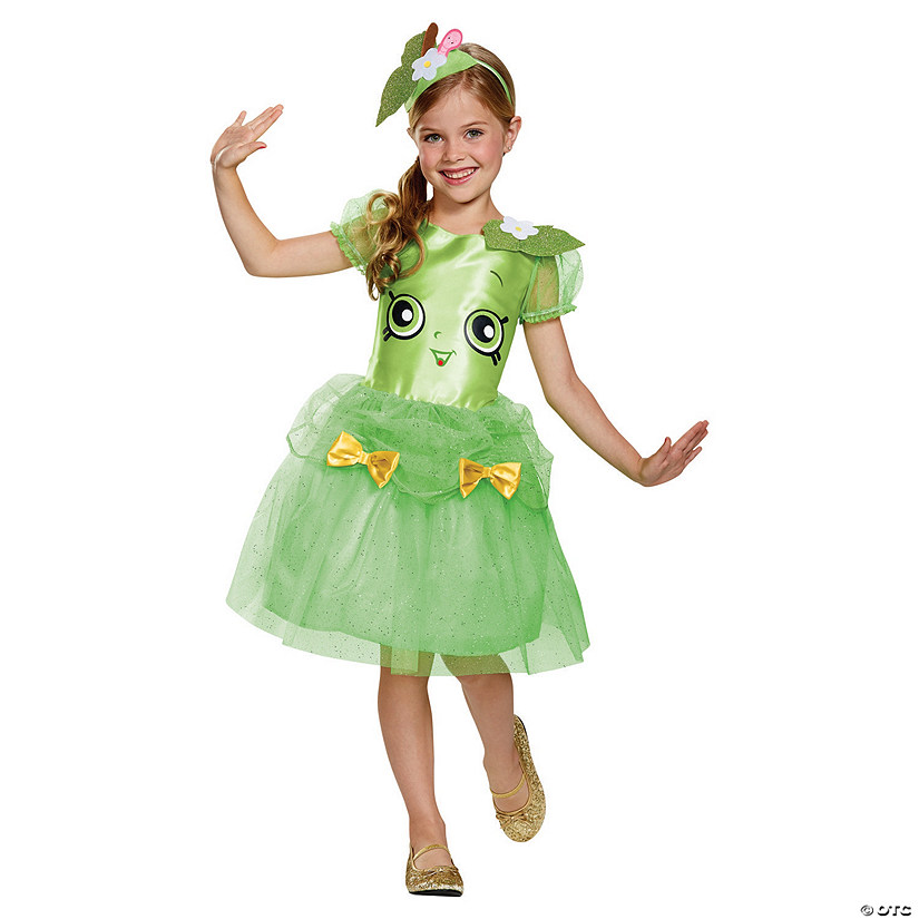 Girl's Classic Shopkins™ Apple Blossom Costume Audio Thumbnail