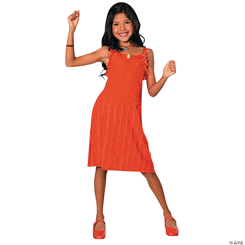 Girl's High School Musical™ Gabriella Dress Costume Audio Thumbnail