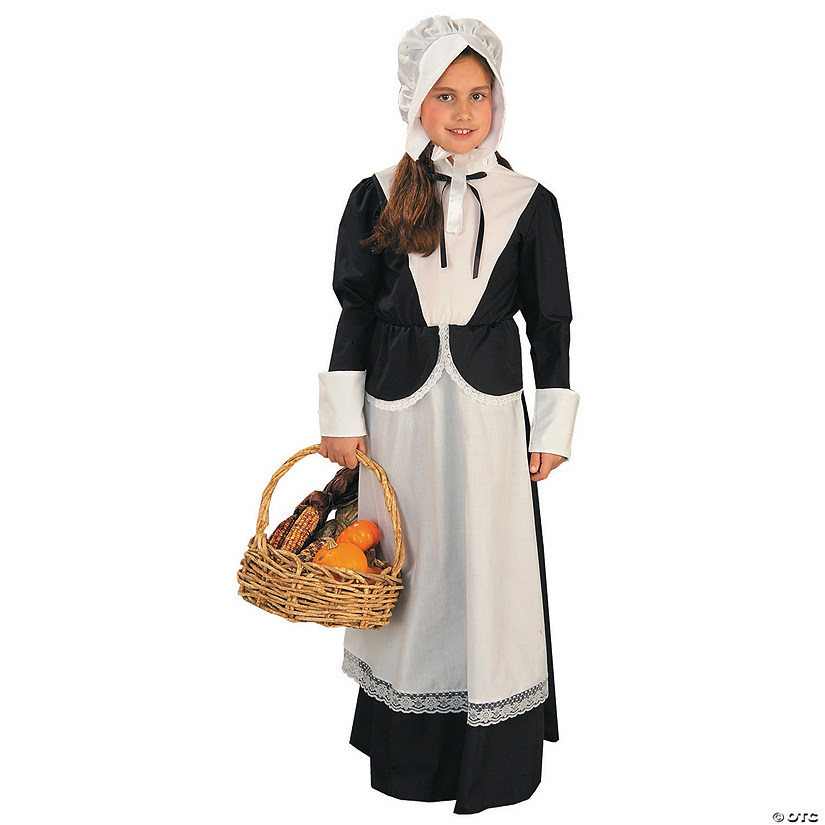 Girl's Pilgrim Costume Audio Thumbnail